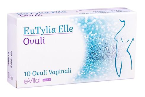 Еутілія Ель D3 таблетки 30 шт