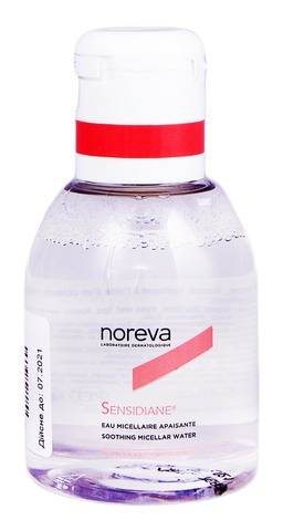 Noreva Sensidiane Вода міцелярна заспокійлива 100 мл 1 флакон