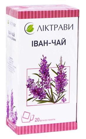 Іван-чай Фільтр-пакет 1,5 г н 20